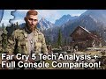 Far Cry 5 Tech Analysis: Xbox One X Takes On All Consoles!