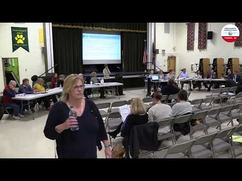 North Hampton School Deliberative Session 2019