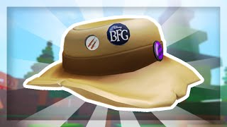 How to get the BFG Fishing Hat | Blox Hunt | ROBLOX [ENDED]