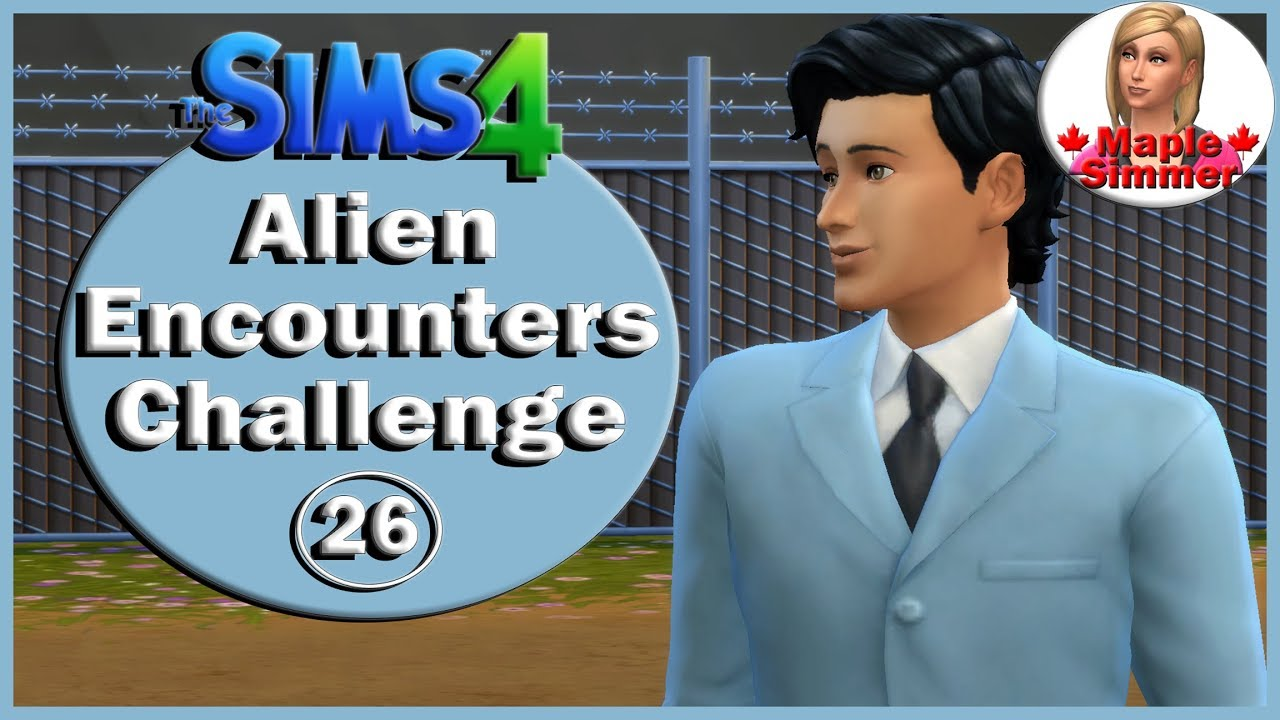 The Sims 4: Alien Encounters Challenge Pt 26: Weird Weight Gain