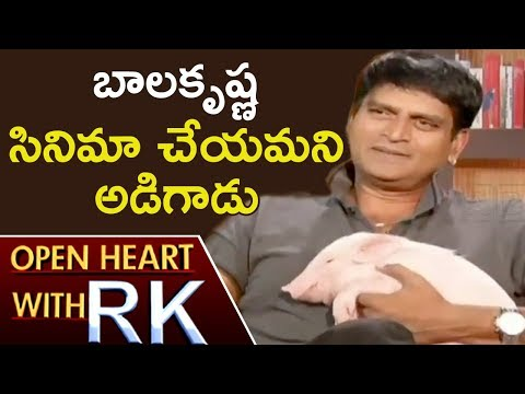 Director Ravi Babu Statements On His Movies And Its Style | Open Heart With RK | ABN Telugu