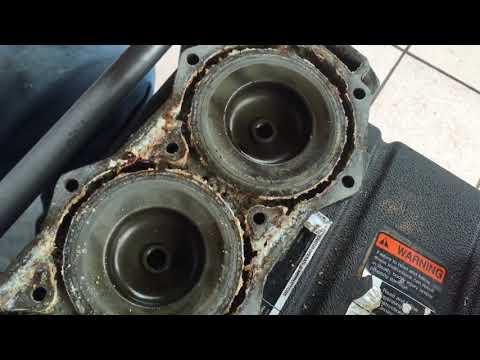 1998 Yamaha 2 Stroke 200 Overheating Problem