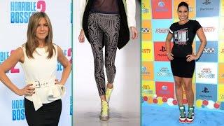 5 Trends to Stop Wearing Now: Peplum, Wedge Sneakers & More!