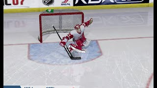 NHL 07 PC Gameplay HD