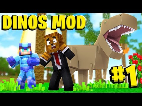 1 11] JurassiCraft Mod Download | Minecraft Forum