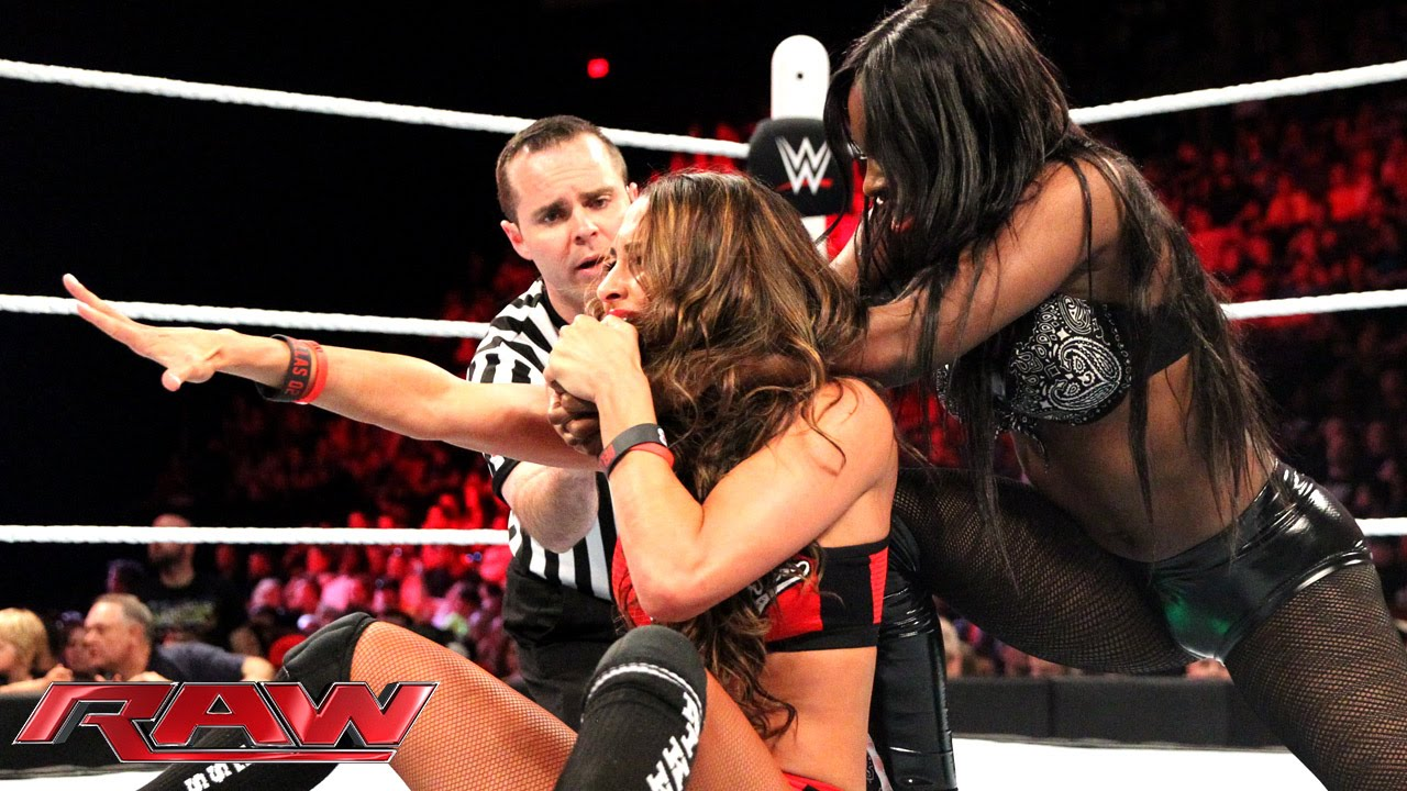 Wwe nacked girls