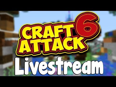 FÜR STADT ROT! - CraftAttack Livestream vom 18.12.18
