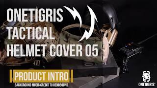 OneTigris Tactical Helmet Cover 05