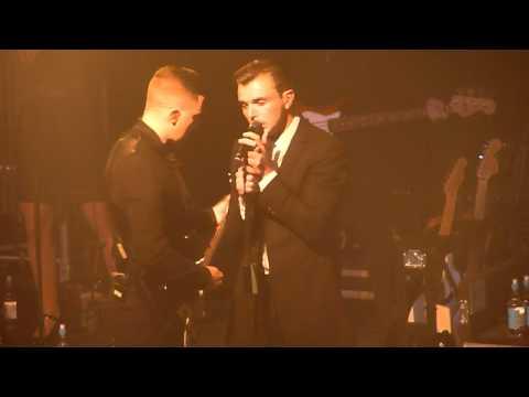 Hurts-Evelyn-Live-Dot to Dot Festival-Rock City-Nottingham