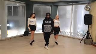 Reggaeton choreo - Yopi Quintero _ Victor Drija - Tu Culpa