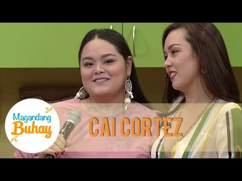 Beauty Is Surprised By Cai Cortez | Magandang Buhay