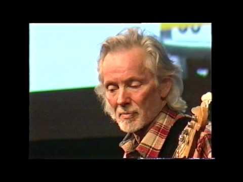 2003:  Klaus Voormann mit Wigald Boning, Wolfgang Niedecken und Julian Dawson