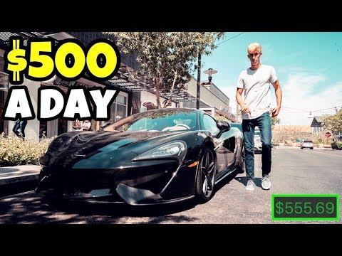 How To Make $500 Day Trading In The Stock Market
