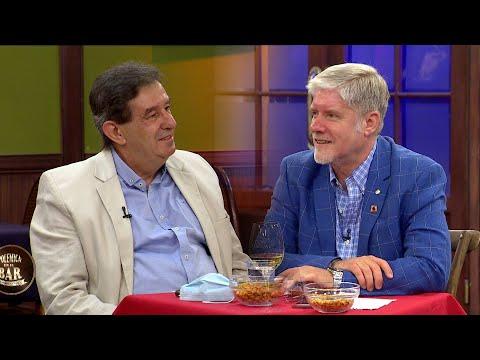 Dr. Jorge Curbelo e Iván Posadas