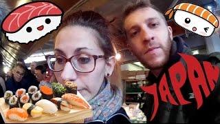 #TOKYOTRIP - mangiamo da SUSHI ZANMAI a TOKYO - Tsukiji il Mercato del Pesce