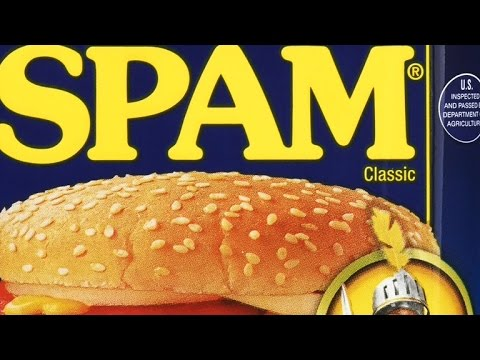 In Hawaii, Spam goes with everything