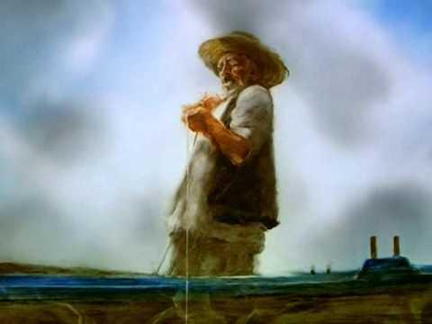 The old man and the sea By Alexander Petrov (Subtitulos en español)