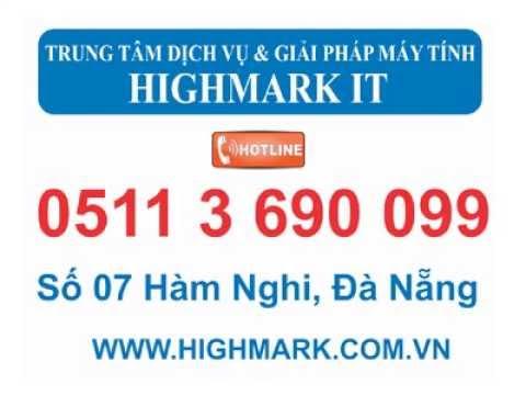 Mua ram laptop tại Đà Nẵng - www.highmark.vn - 05113 690 099
