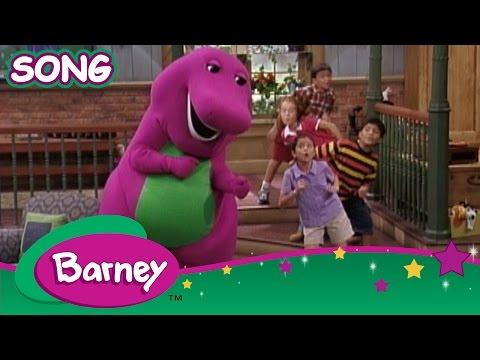 Barney - Wonderful World of Shapes (SONG)