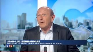 """Jean Luc Bennahmias donne son avis sur """"Les Républicains"""""""