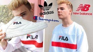 Die heftigsten Klamotten für 1000€ (Adidas, New Balance, FILA, Champion...)