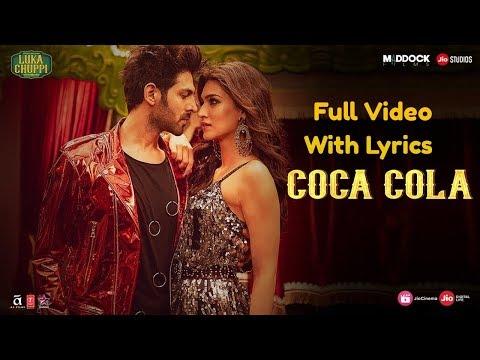 Luka Chuppi: COCA COLA Lyrics Full Video Song | Kartik Aaryan, Kriti Sanon | Tony Kakkar Neha Kakkar