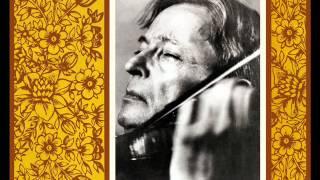 Enescu plays Kreisler - Tempo di minuetto