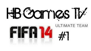 FIFA 14 Ultimate Team #1 - 1. Pack Opening Web App + Face Cam feat 84 rated (deutsch) - HB Games TV Thumbnail