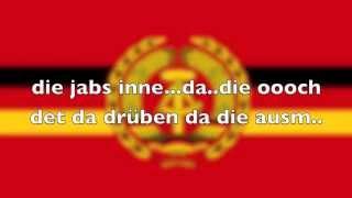 Talstrasse 3-5 - Flussseite ( Grosser DDR Tool Kram Mix )