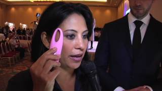 Beauty Tech: Foreo Iris Illuminating Eye Massager