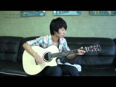 Geek In The Pink   Sungha Jung Acoustic Tabs Guitar Pro 6
