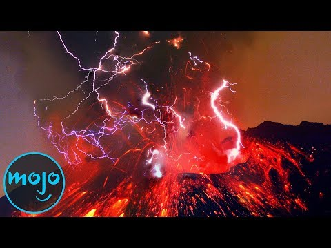 Top 10 Bizarrely Beautiful Natural Phenomena