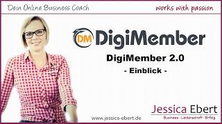 Digimember - Einblick - Wordpress Mitgliederbereich erstellen