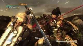 Metal Gear Rising Sam Boss Fight S Rank Hard Difficulty No Damage