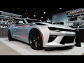2016 Chevrolet Camaro SS Lingenfelter Performance Engineering The SEMA Show 2016