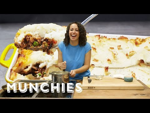 How-To Make Vegan Shepherd's Pie