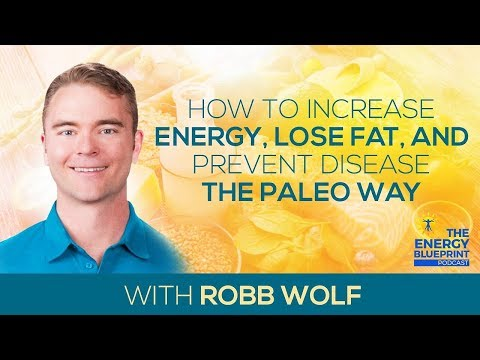 How To Increase Energy, Lose Fat, And Prevent Disease The Paleo Way with Robb Wolf and Ari Whitten