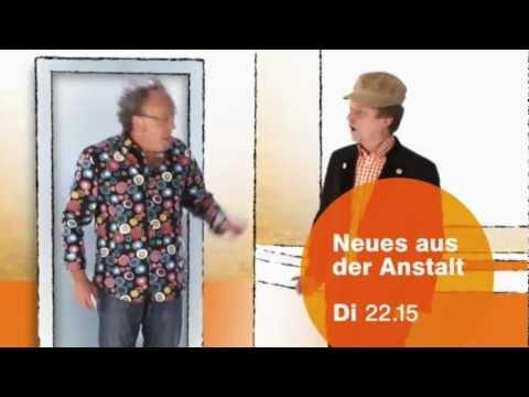 ZDF Neues aus der Anstalt 2012 Vorschau Werbung für 13.11.12 in HD