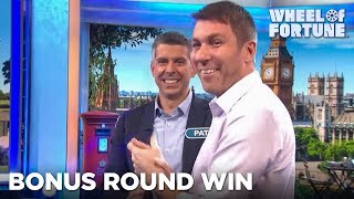 "Pat Solves ""Bought & Paid For"" to Win $37K in the Bonus Round 