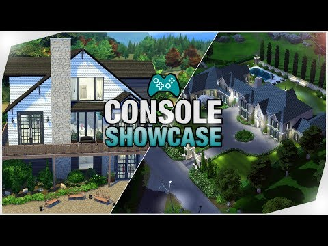 The Sims 4 Console Builds Showcase ?? thumbnail