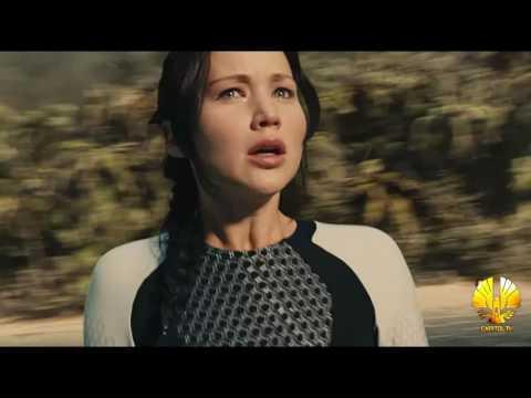 In a song | Yellow Flicker Beat - Lorde (Katniss Everdeen)
