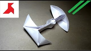 Как сделать оригами TIE Fighter из бумаги А4? - (Звездные войны)…