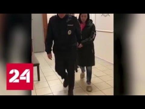 Автохамка Катя Бентли