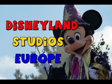 Disneyland Studios Europe 20th Anniversary