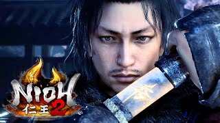 Nioh 2 - Official Cinematic Story Trailer