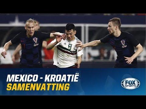 HIGHLIGHTS | Mexico - Kroatië