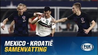 HIGHLIGHTS | Mexico - Kroatië