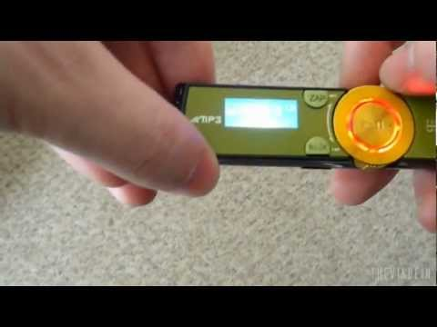 """""""Tinydeal"""" 3-in-1 4GB MP3 Player YT-06"""
