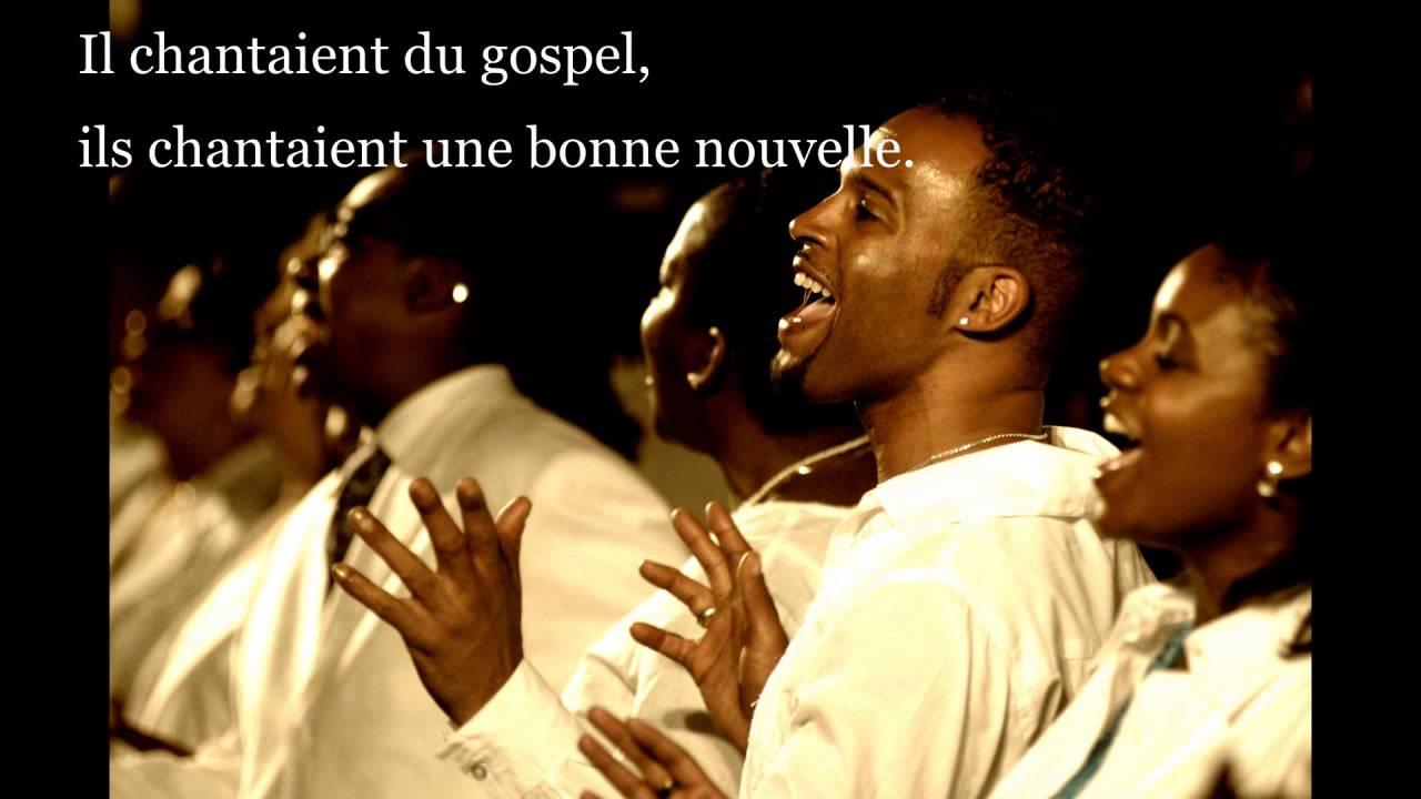 L'histoire du Gospel