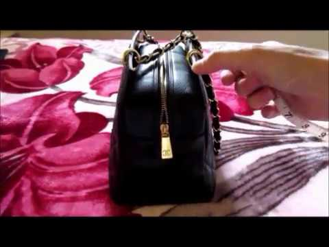 653a385ecef Chanel Petite Timeless Tote PTT in Black Tour and Review - YouTube